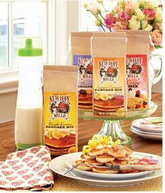 Mother's Day Brunch at Cost Plus World Market I love that our favorite pancake mix is at World Market! Yay New Hope!!