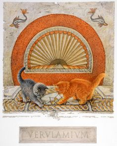 MINTAKA AND DANDELION AND THE MOSAICS FROM VERULAMIUM by LESLEY ANNE IVORY