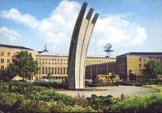 Tempelhof Airport, Berlin Germany