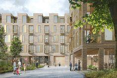 Two Danish Firms Win the Bid to Design Major Denmark Nursing Home -