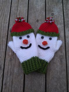 Here& a great craft idea: crochet snowman! Here& a great craft idea: crochet snowman! Here& a great craft idea: crochet snowman!