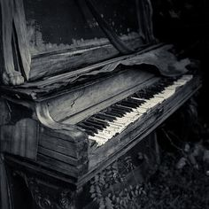 nothing plays quite so lovely as a piano out of tune