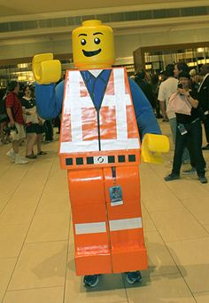 Lego man - If this is you, let me know and I will send you the full size files.
