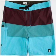 TAVIK Keys Mens Boardshorts 236395200 | Boardshorts | Tillys.com