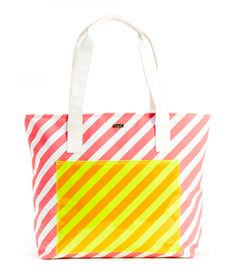 Ban.do Super Chill Cooler Bag - Ticket Stripe  http://www.shopbando.com/product/bando-super-chill-cooler-bag?display=2510