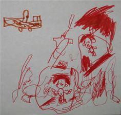 art therapy children trauma - Cerca con Google