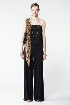 black Jumpsuit from Deuxieme classe (Japanese shop) #japanesefashion