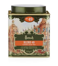Harrods Heritage No. 49 Blend 49 Tea available to buy at Harrods. Shop Harrods Heritage Teas range online & earn reward points. Free Returns on UK orders.