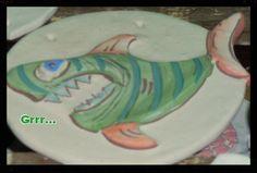 scappate che arrivano gli squali!!