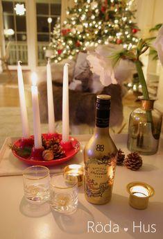 #baileys #christmastree #tablesetting #advent #kähler #christmas #jul