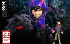 I got Hiro! Quiz: Which Big Hero 6 Character Are You? | Oh My Disney. I was so sure I would be Honey Lemon.