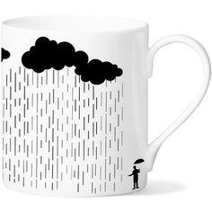 Eleanor Stuart Raining Mug