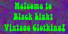 Black Light Vintage Clothing
