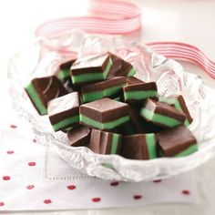 Peppermint Candy Recipe | Taste of Home Recipes by liza