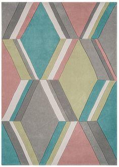 Koberec Asiatic Fashion Floors - HARLEQUIN HA16-901