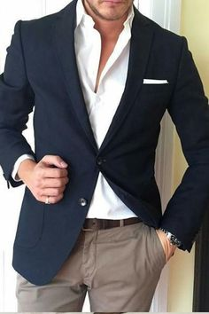 Mucielee Ternos Masculinos Classic Slim Fit Men Prom Suits Cheap Suits For Men Blazer Masculino 2 Pieces (Jacket+Pants) Mens Fashion Blazer, Mens Fashion Blog, Fashion Mode, Suit Fashion, Urban Fashion, Fashion Outfits, Men Blazer, Fashion Menswear, Fashion 2016