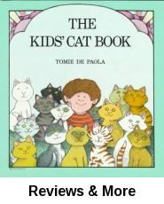 The kids' cat book / written and illustrated by Tomie de Paola.