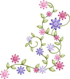 embroidery pattern from 4 galleryru Ribbon Embroidery, Embroidery Stitches, Embroidery Patterns, Garden Embroidery, Boarders And Frames, Bordado Floral, Brazilian Embroidery, Fabric Painting, Machine Embroidery Designs