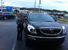 Capital Buick GMC - happy customer!