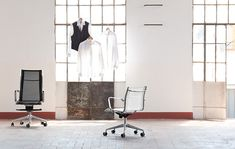 Milani - Sky Rete Heat sealed mesh, 3 available colors. Chromed frame with chromed aluminum armrests. Milani, Wardrobe Rack, Chrome, Mesh, Sky, Colors, Furniture, Home Decor, Homemade Home Decor