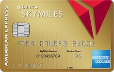 Best Overall Airline Credit Card: Gold Delta SkyMiles® Credit Card from American Express Best Travel Credit Cards, Business Credit Cards, American Express Gold, Credit Card Application, Disneyland Vacation, Disneyland California, Travel Rewards, Sites Online, Need To Know