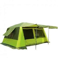 Camping and just enjoying yourself with your family is quite an enjoyable experience for Tent. After long travels, a tent comes in handy for an Family Camping, Tent Camping, 12 Person Tent, Lantern Hooks, Tent Reviews, Tent Design, Rain Fly, Cabin Tent, Cool Tents
