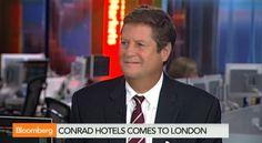 Luxury in London's Hotels Growing - Watch now on HOTELIER TV: http://www.hoteliertv.net/international/luxury-in-london-s-hotels-growing/