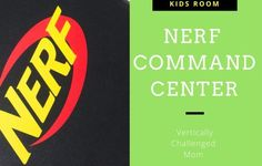 Nerf Command Center Collaboration vcmblog with BFFLDesigns Lexiphilia, and Ms Friedas Classroom