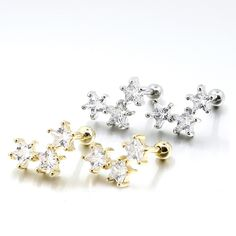 Find More Body Jewelry Information about 2PCS/Lot crystal flower Tragus Eearring Helix Cartilage Lip Labret Piercing Ring,Fashion Jewelry For Women Christmas Gift,High Quality ring magnet,China jewelry rings unique Suppliers, Cheap ring motorcycle from DreamFire Store on Aliexpress.com