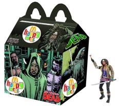 "The Walking Dead ""Michonne"" Happy Meal"