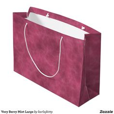 Very Berry Mist Large Large Gift Bag