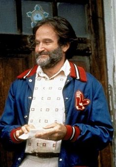 """GOOD WILL HUNTING  """"Real loss is only possible when you love something more than you love yourself."""""""