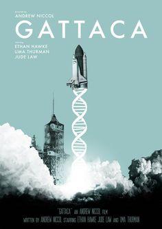 GATTACA (1997) - By Andrew Niccol