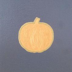 Items similar to PUMPKIN - Gold Pumpkin Art - Gold Pumpkin Decoration - Thanksgiving Pumpkin Decorations - Gray Thanksgiving Decor - Gold Thanksgiving Decor on Etsy Feeling Thankful, Pumpkin Art, Pumpkin Decorating, Thanksgiving Decorations, St Louis, Pumpkins, Lantern, Fall Decor, Enamel