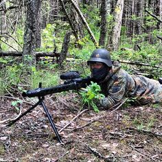 MG42 Paintball Marker