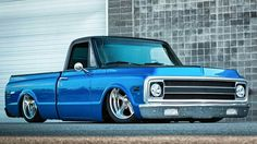 Pretty much the vision for my truck. 69 C10