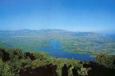 Lago di Fondi, Lazio, Italy
