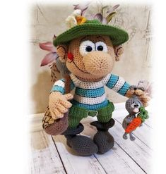 Baby Knitting Patterns, Origami, Teddy Bear, Instagram Posts, Animals, Crocheting, Corner, Puppets, Crochet