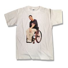 Holiday Sale - 15 Dollars - Drake Wheelchair Shirt - Celebrity - All... ($15) via Polyvore
