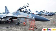 SU-30 Parking