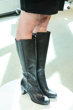 4beafc5178c0 black leather riding boots  holiday 2013 shoe style