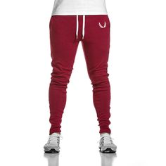Signature Fitted Bottoms 2.0 - Maroon