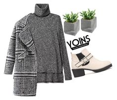 """#Yoins"" by credentovideos ❤ liked on Polyvore featuring yoins"