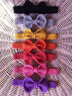 Duduá: Contenido de los miércoles de tricot de febrero a abril 2015