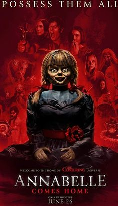 Watch Stream Annabelle Comes Home : Summary Movies Determined To Keep Annabelle From Wreaking More Havoc, Demonologists Ed And Lorraine Warren. Lorraine Warren, Patrick Wilson, Tv Series Online, Movies Online, Netflix Movies, Michael Cimino, Madison Iseman, Zombieland, Watch Tv Shows