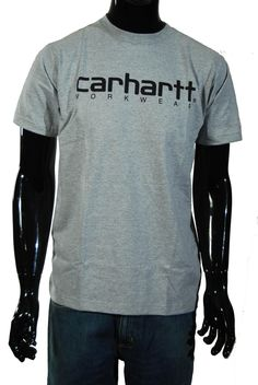 Carhartt Workwear : Core Logo T-Shirt - find more on http://workstyle.pl/
