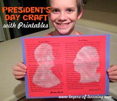 Presidents Day Crafts 008