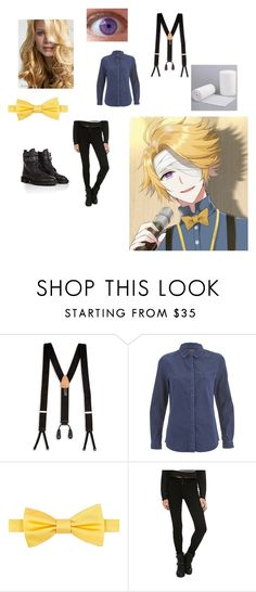 """Mystic Messenger~Yoosung Kim:Female/Party~"" by musiclizard ❤ liked on Polyvore featuring Trafalgar, SELECTED, Tommy Hilfiger and Golden Goose"