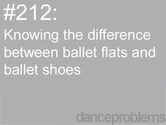 Yes and ppl wear them and they be like: so are these what you dance in?