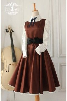 Discover recipes, home ideas, style inspiration and other ideas to try. Kawaii Fashion, Lolita Fashion, Cute Fashion, Rock Fashion, Emo Fashion, Pretty Outfits, Pretty Dresses, Beautiful Dresses, Vintage Dresses